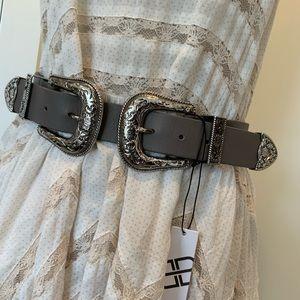 B low the belt grey belt